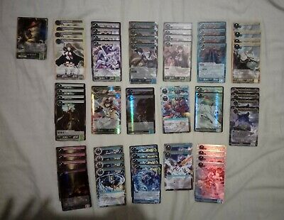 FOW Force of Will: Deck Moschettieri Completo Wanderer 59 carte