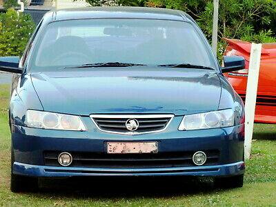Holden commodore v8- vy Belina By Design