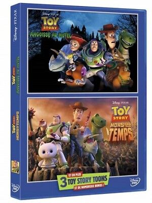 Toy Story = Worry Au Motel + off of Time Disney - DVD New Blister Pack