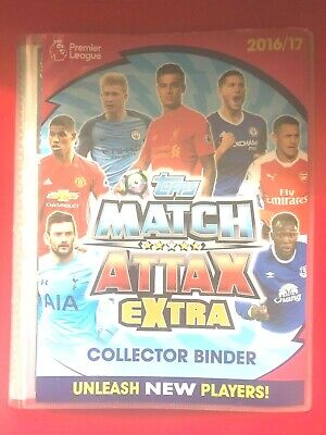 Topps Match Attax Extra 2016/17 - Complete Base/Basic Card Team Sets - CHOOSE!