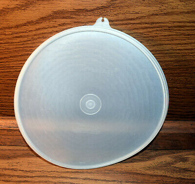Tupperware 230-16 Replacement Lid Seal Sheer Round Millionaire-line Tab 9""