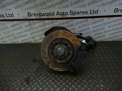 Mercedes C Class 2010 W204 OSF Driver Side Front Hub Assembly