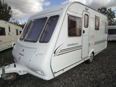 2001 Compass Omega 460/4 - Full Size Awning And Accessories!