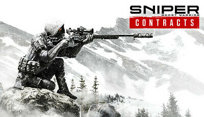 Sniper Ghost Warrior Contracts US/EU/UK/Region Free [New Steam Account] FULL PC