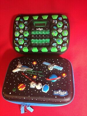 freepost Smiggle gamer space erasers pack brand new