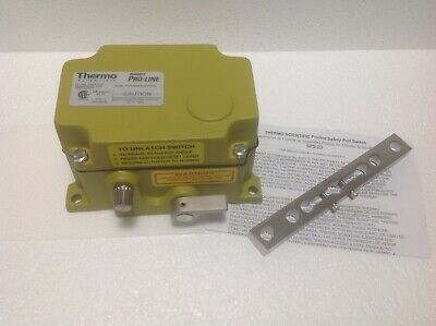THERMO SCIENTIFIC RAMSEY PRO-LINE Safety Pull Switch SPS-2D