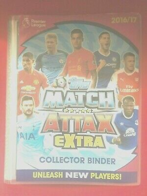 Topps Match Attax Extra 2016/17 - Manager & Extra Boost Bundles & Singles