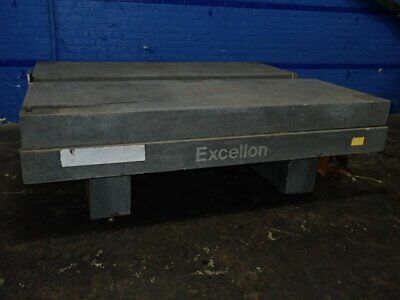 """Excellon  Granite Surface Plate 67"""" X 80"""" X 28 1/2"""" 06180932020"""