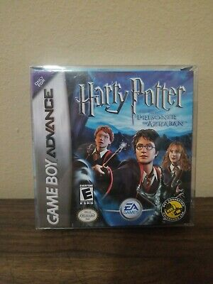 Harry Potter and the Prisoner of Azkaban - CIB Complete! (Gameboy Advance)