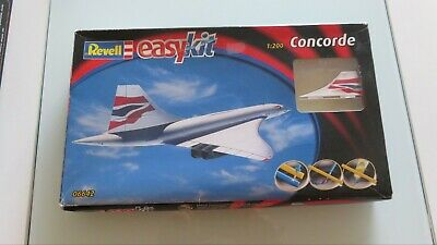 Revell Easy kit 1/200 Concorde 06642