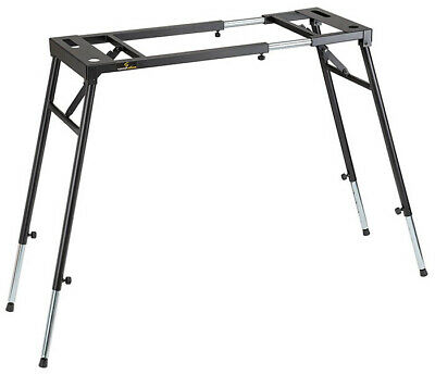 Digital Piano Stand with Height & Width Adjustment