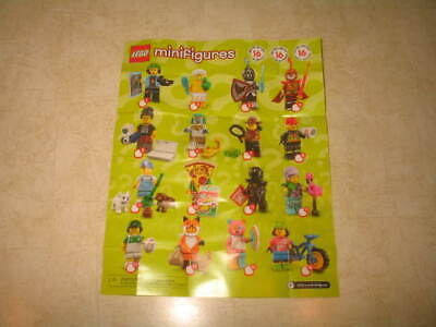 New Lego 71025 Minifigures Series 19 - PICK YOUR MINIFIGURES **READ**