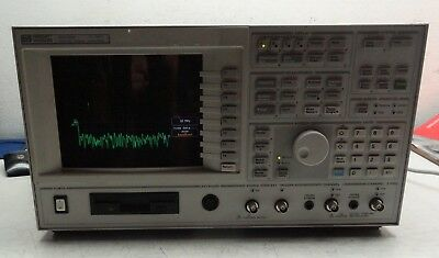 HP 89410A 10MHz VECTOR SIGNAL ANALYZER W/ OPT AYB