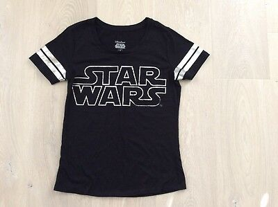 Star Wars Her Universe Women's Shirt Authentic Disney Parks Small Star Wars