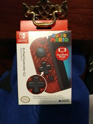 HORI D-Pad Controller (L) - Mario Edition for Nintendo Switch