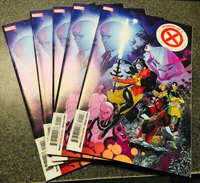 5 copies of POWERS OF X #1 CVR A! 2019 MARVEL! X-MEN! NM! Free shipping!