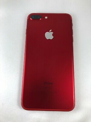 Apple iPhone 7 Plus 256GB Product RED A1661 Unlocked GOOD TO GREAT 550557