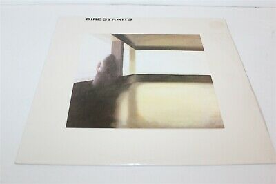 Dire Straits Self-Titled Album LP Vinyl Record VG+ 1978 Vertigo Aus Pressing