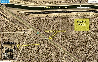 2.08 Acre (Mount Waterman), Los Angeles County, Southern California