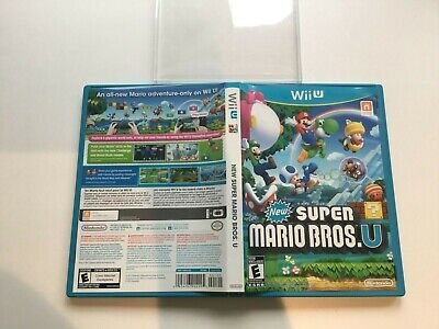 New Super Mario Bros. U - Collector's Condition - Wii U