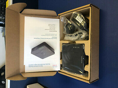 CISCO SPA122 2-Port ATA VOIP Phone Adapter With Router