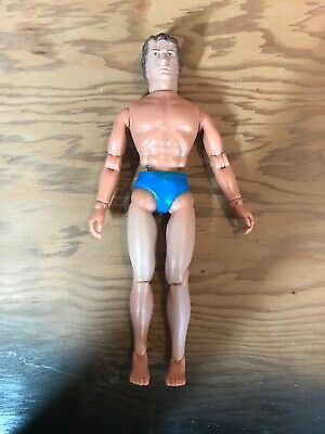Mego Figure 1974. Peter Burke Planet Of The Apes