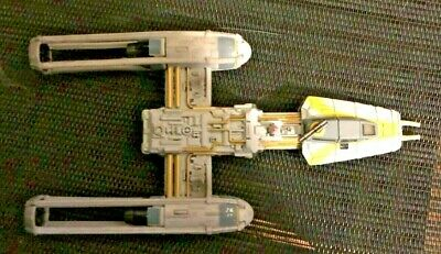 Disney Store Star Wars Y-Wing Starfighter Die Cast Vehicle