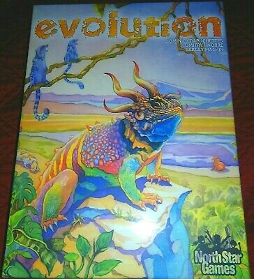 Evolution: The Board Game of Dynamic Survival (Northstar Games) NSG501 BRAND NEW