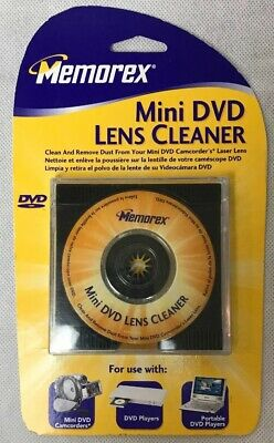 Mini DVD Lens Cleaner
