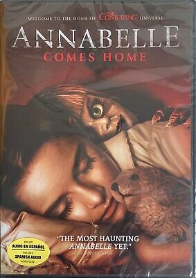 ANNABELLE ~ COMES HOME   <   DVD   >   *New *Factory Sealed