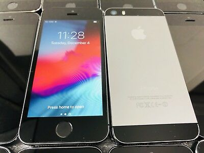 Apple iPhone 5s - 16GB - Space Gray (Unlocked) Smartphone (CA) Freedom Mobile