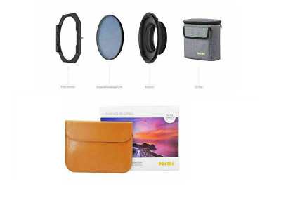 NiSi S5 Kit 150mm Filter Holder for Olympus 7-14mm f/2.8 (Lanscape CPL)+ND1000