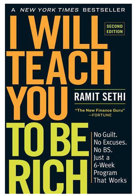"""""""I Will Teach You to Be Rich"""" (Second Edition) by Ramit Sethi - NEWPaperback"""