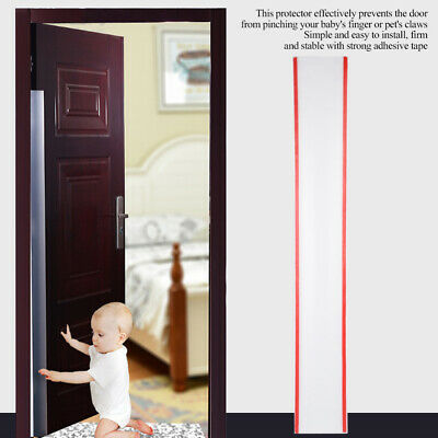 Home Kids Baby Pets Fingers Security Guard Door Seam Pinch Prevention Safety