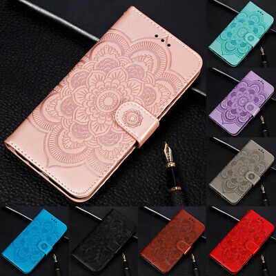 For Samsung Note 10 Plus S10 S10e Magnetic Leather Wallet Flip Phone Case Cover