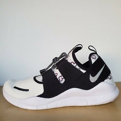 NIKE FREE RUN RN Commuter 2018 Nathan Bell Doodles White
