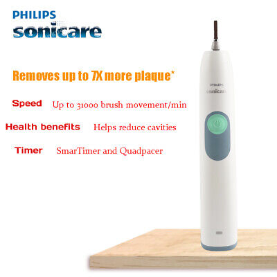 Philips Sonicare Electric Toothbrush HX6240-05 Waterproof Single Handle