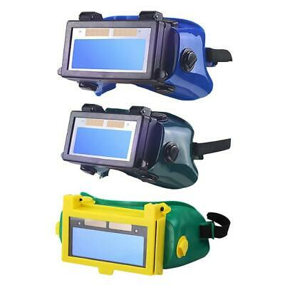 Infrared/UV Protection Welding Goggles Eye Protection Glasses Auto-darkening