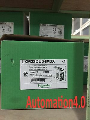 1PC Schneider Servo Drive LXM23DU04M3X NEW IN BOX SHIP TODAY