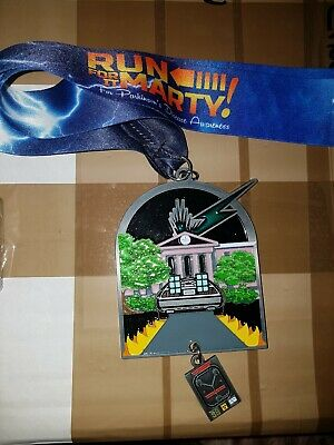 Back To The Future clocktower Medal