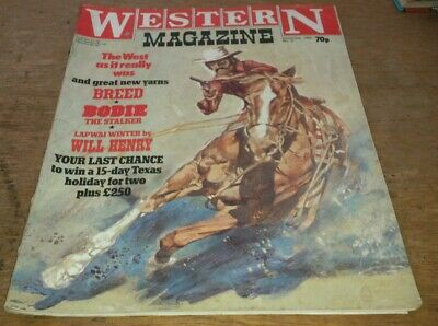 Western Magazine No 3, 1980, Ipc