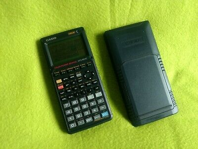 PERFECT Casio Color Power Graphic Scientific Calculator - CFX-9850G calculadora