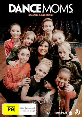 Dance Moms: Season 8 Collection 2  - DVD - NEW Region 4