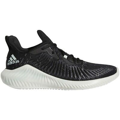 Mens Adidas Alphabounce+ Parley Black Running Athletic Shoe G28372 Sizes 9.5-11