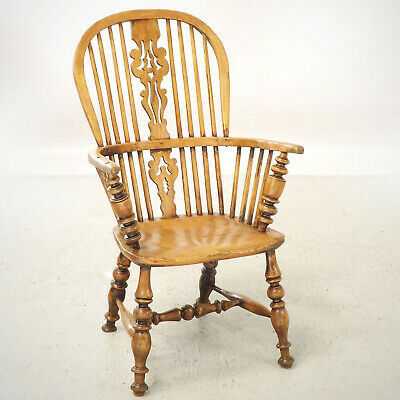 Antique Windsor Armchair (delivery available) Elm & Ash C1860