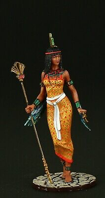 Tin soldier, Collectible, Egyptian Goddess Isis 54 mm, Ancient Egypt