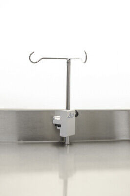 Amico Infusion Equipment Mount IV Hook 2 Hook w/ Clamp