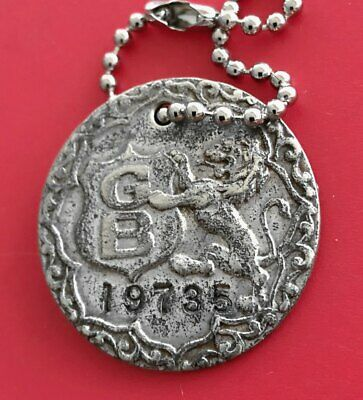 Vintage Early Charge Coin: Gimbel Brothers Iconic Dept Store; NY / Philadelphia