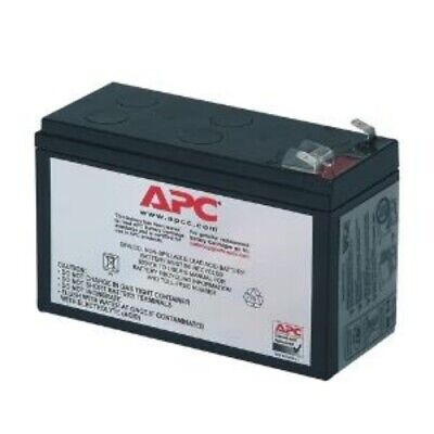 NEW APC RBC17 REPLACEMENT BATTERY #17.b.