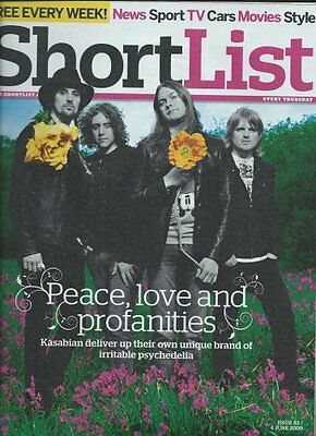 Shortlist 4-Jun-09 Kasabian interview Derren Brown